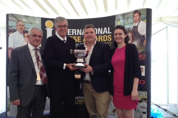 Nantwich Cheese Industry Award 2015