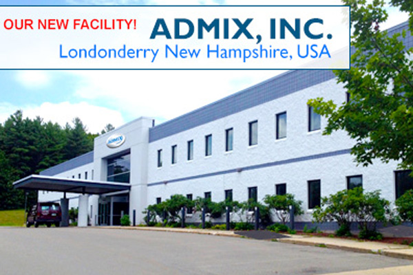 Admix is moving