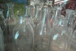 milk botles