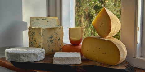 Support your local cheese maker